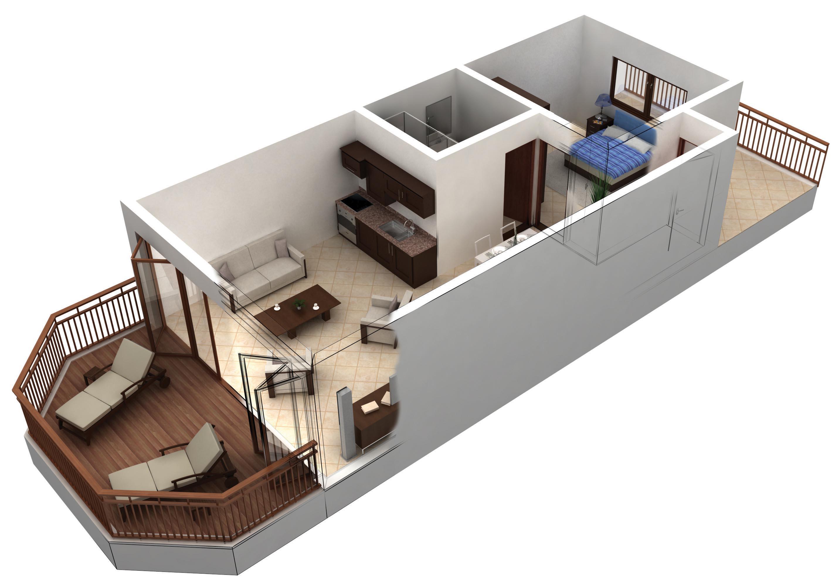 1 bedroom flat design plans 1 bedroom apartment house plans 1